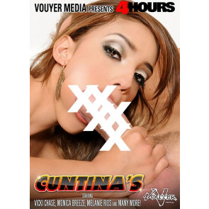 Cuntina's - Vouyer Media - DVD videofilm