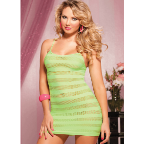Riot Girly Net Dress
