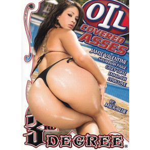 Oil Covered Asses - 3rd Degree - DVD videofilm