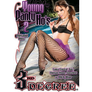 Young Panty Ho´s #2 - 3rd Degree - DVD pornofilm