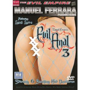 Evil Anal #3 - Evil Angel - DVD pornofilm