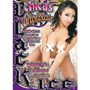 Chicas 'N' Chocolate - Black Ice - DVD sexfilm