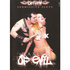 Axis Of Evil - Gotham - DVD sexfilm