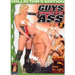 Guys Who Crave It Up The Ass #2