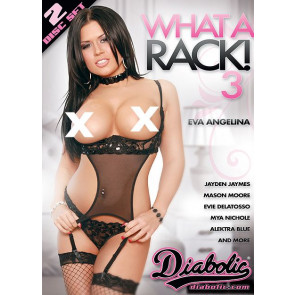What A Rack #3 - Diabolic - DVD pornofilm
