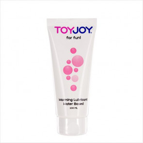 Toy Joy Varme Glidecreme