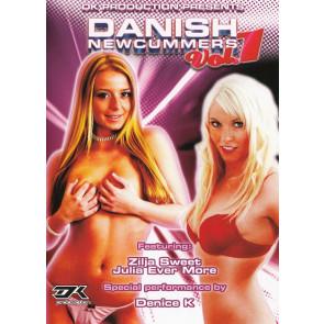 Danish Newcummers - DK Production - Dansk pornofilm