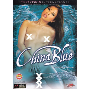 China Blue - Teravision - DVD pornofilm