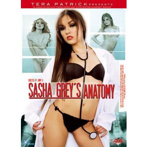 Sasha Greys Anatomy - Teravision - DVD sexfilm