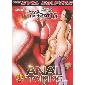 Euro Angels Hardball 16 - Anal Training - Night Trips