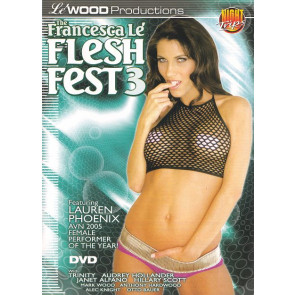 Flesh Fest #3 - Night Trips - DVD videofilm