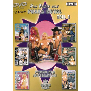 Das Beste Aus Puaka Royal - Puaka Video - DVD sexfilm