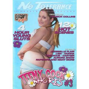 Teeny Cock Whores #3 - Elegant Angel - DVD videofilm