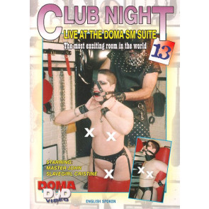 Club Night #13 - Doma - DVD sexfilm