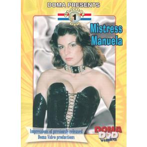 Mistress Manuela - Doma - DVD sexfilm