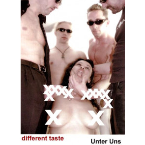 Differenttaste Unter Uns - Alex D - DVD sexfilm