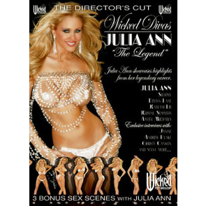 Wicked Divas: Julia Ann - Wicked Pictures - DVD sexfilm