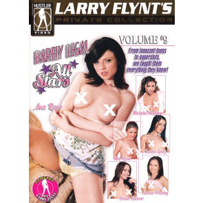 Barely Legal All Stars #9 - Hustler - DVD sexfilm