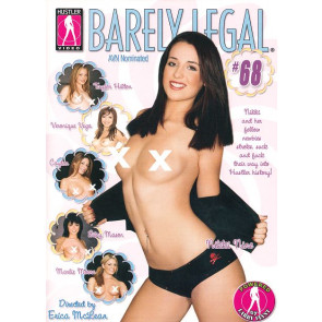 Barely Legal #68 - Hustler - DVD sexfilm
