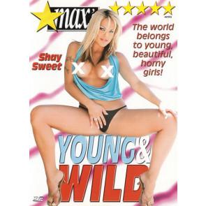 Young & Wild - Maxs - DVD pornofilm