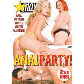 Anal Party - Maxs - DVD pornofilm