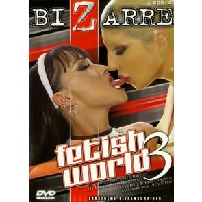 Fetish World #3 - Sunset Media - DVD fetish