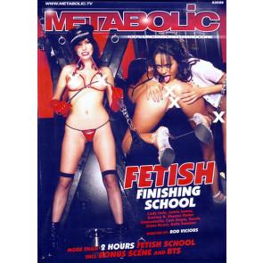 Fetish Finishing School - Metabolic - DVD sexfilm
