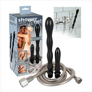 Shower Deluxe Anal Cleaner