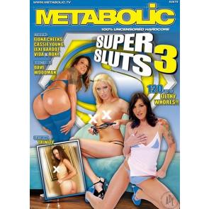 Super Sluts #3 - Metabolic - DVD pornofilm