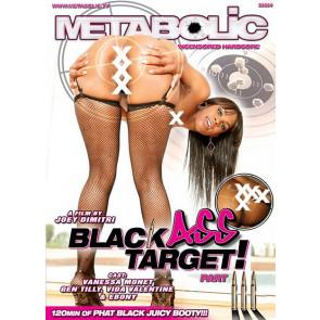 Black Ass Target #3 - Metabolic - DVD sexfilm