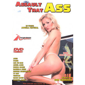 Assault That Ass - Red Light District - DVD sexfilm