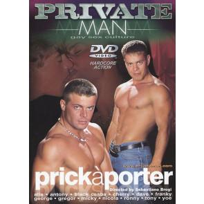 Prick A Porter - Private - Bøsse sexfilm