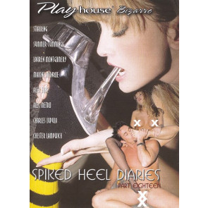 Spiked Heel Diaries #18 - Playhouse Bizarre - DVD Sexfilm