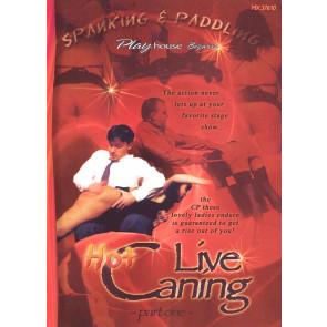Hot Live Canning - Playhouse Bizarre - Spanking film