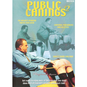Public Canings #2 - Playhouse Bizarre - Spanking film