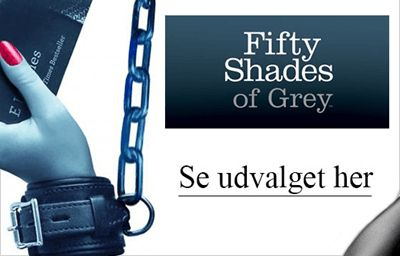 Fifty Shades of Grey sexlegetøj