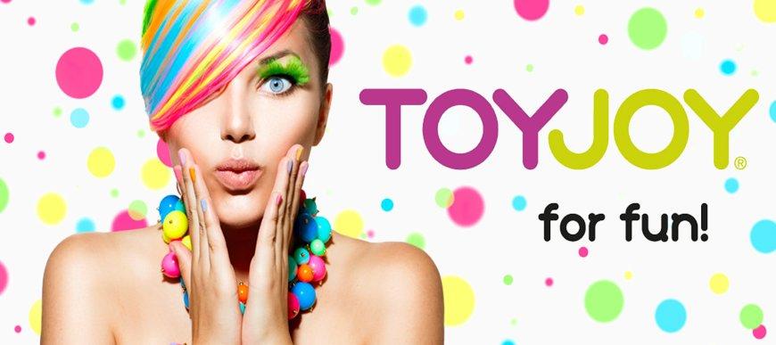 Diverse sexlegetøj fra Toy Joy