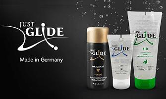 Just Glide glidecreme